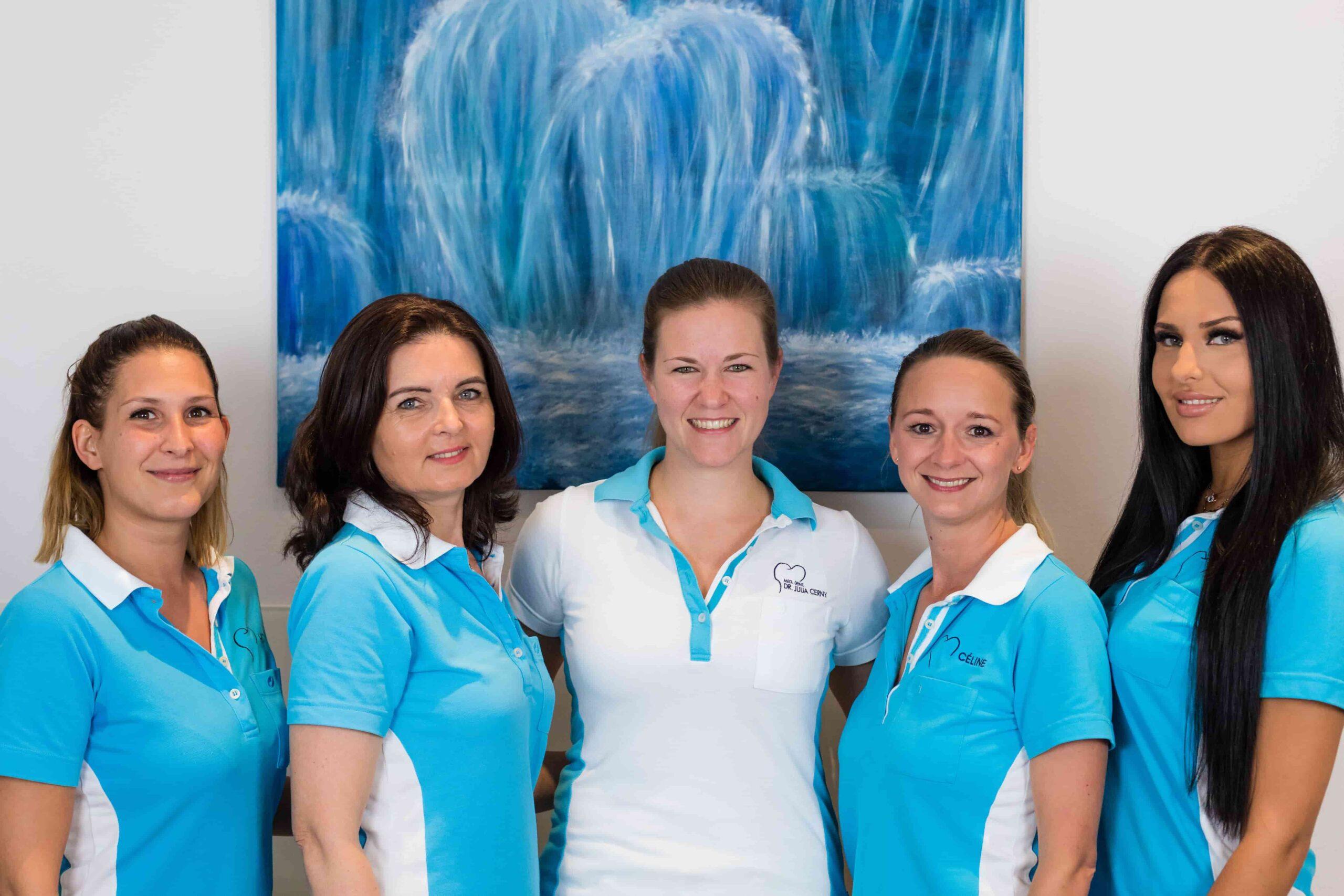 Team Dr Cerny